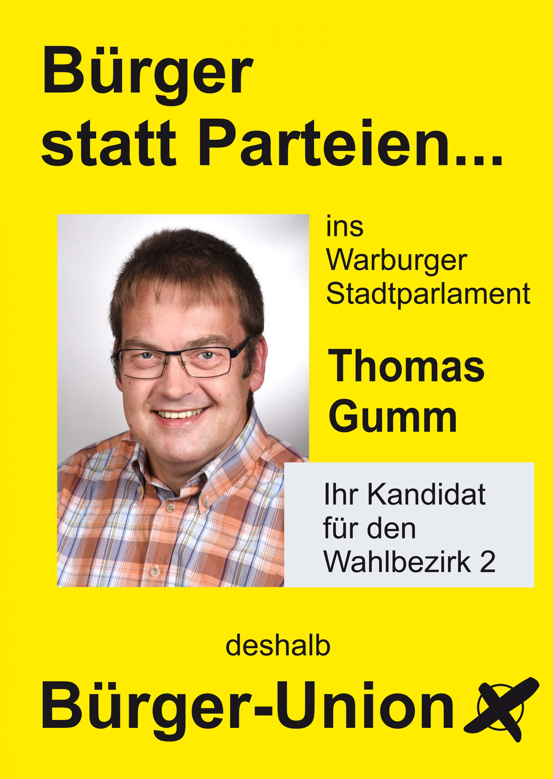Hansestadt Warburg: Wahlbezirk 2