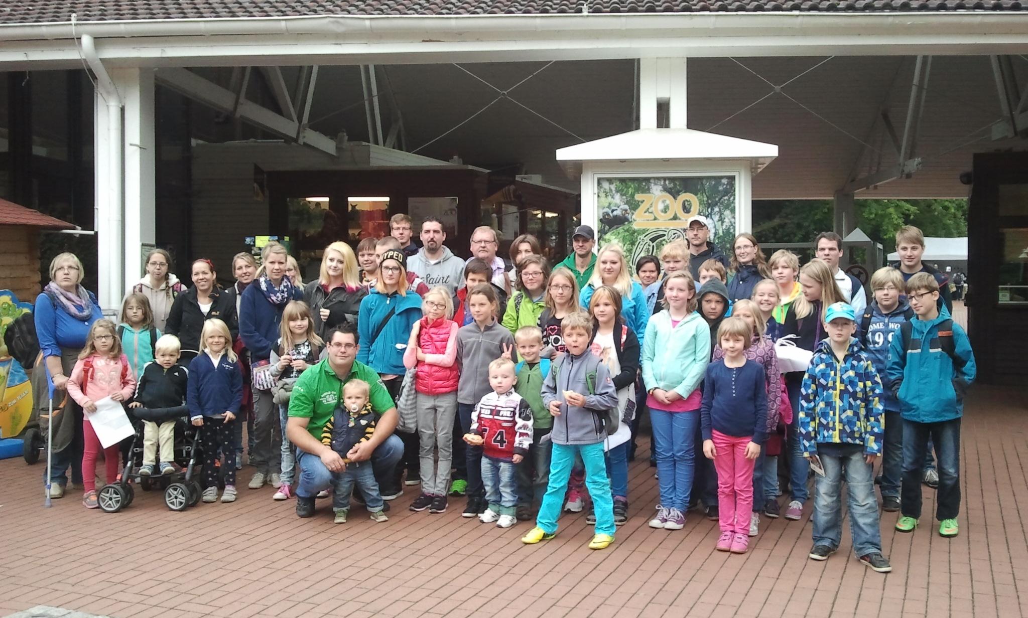 Zoobesuch Dortmund