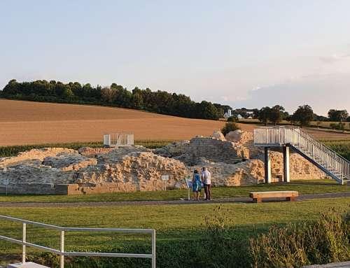 Eröffnung der Holsterburg