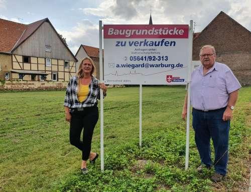 Warburg / Dössel: Neues Bauland auf alten Flächen