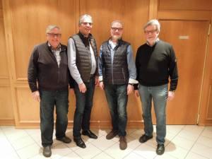 Neuer Vorstand bei der UWG/CWG