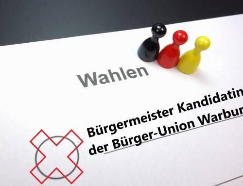 Für die Wahl 2020 hat die Bürger-Union Frau Tatjana Lütkemeyer als Bürgermeister Kandidat(in) aufgestellt