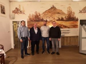 Neuer Vorstand bei der Bürger-Union-Warburg