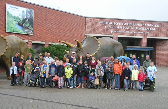 Zoobesuch Münster
