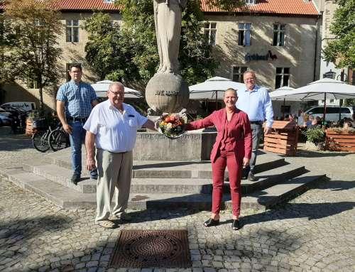 "Warburg: ""Wir sagen Danke"" Tatjana!"